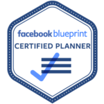 Facebook Blueprint Certified Planner Logo
